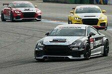 Mehr Motorsport - Marschall triumphiert im Audi Sport TT Cup