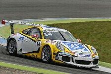 Carrera Cup - Molitor Racing enttäuscht am Nürburgring