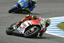 MotoGP - Regenprogramm! Elektronikdesaster bei Ducati