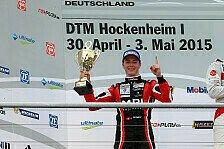 Carrera Cup - Schmidt startet mit Podestplatz in die neue Saison
