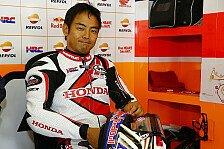 Hiroshi Aoyama ersetzt Jack Miller im MotoGP-Rennen in Motegi