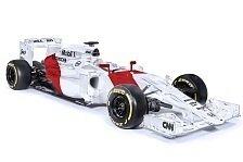 Formel 1 - Bilderserie: Die McLaren-Boliden seit 1997