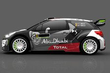 WRC - Matton: Ziele von Citroen bleiben gleich