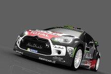 WRC - Citroen in Portugal mit neuer Lackierung