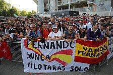 Formel 1 - Live-Ticker: Der Freitag in Barcelona