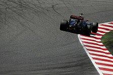 Formel 1 - Maldonado: Frustrierende Zeit vor dem Fernseher