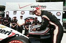 IndyCar - Power mit Rekord zur Indy-Pole