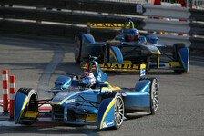 Formel E - Buemi erster emissionsfreier Monaco-Sieger