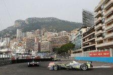 Formel E 2018/19: Monaco-Rennen erstmals mit Formel-1-Layout