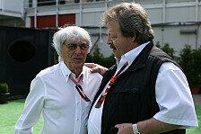 Formel 1 - Seiler: Ecclestone als Deutschland GP-Promoter?