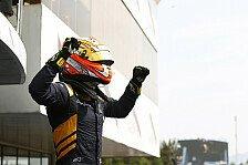 GP2 - Alex Lynn feiert GP2-Premierensieg