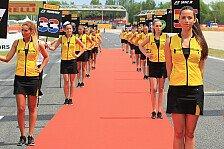 Formel 1 - Bilder: Spanien GP - Girls