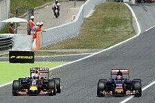 Formel 1 - Hausaufgaben? Toro Rosso war fleißig