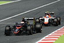 Formel 1 - Ex-McLaren-Koordinator: Honda leidet unter Regeln