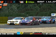 Games - 02. Wertungslauf der SRC LM-GTE in LeMans