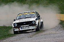 Youngtimer Rallye Trophy - Georg Berlandy nach zwei Prüfungen vorn