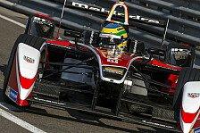 Formel E - Heidfeld testet jetzt an Sennas Seite