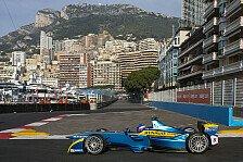 Formel E - E.Dams-Renault setzt weiter auf Prost und Buemi