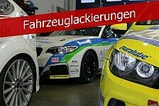 24 h Nürburgring - Fahrzeuglackierungen für den Klassiker