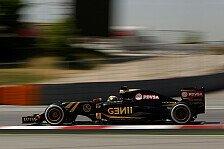 Formel 1 - Lotus Vorschau: Monaco GP