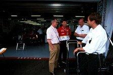 Formel 1 - Im Gespräch - Motorenpapst Paul Rosche