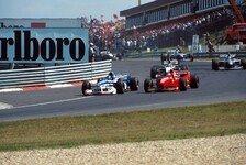 Formel 1 - Budapest: Vom Eisernen Vorhang bis Tyregate