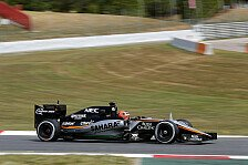 Formel 1 - Ocon: So kam er zum Cockpit bei Force India