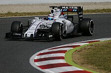 Formel 1 - Lynn bleibt Entwicklungsfahrer bei Williams