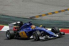 Formel 1 - Marciello fährt FP1 in Silverstone