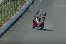 IndyCar - Crash-Festival beim Indy 500