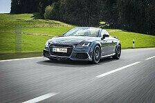 Auto - Abt verleiht Audi TT Roadster 70 Extra-PS