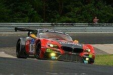 24 h Nürburgring - Aufgalopp am Ring: BMW setzt erste Duftmarke