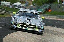 24 h Nürburgring - 2. Qualifying: Fabelrunde von Schneider