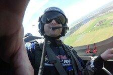 Mehr Motorsport - Blog - An Bord im Red Bull Air Race-Flieger