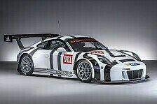 Mehr Sportwagen - Bilder: Der neue Porsche 911 GT3 R