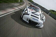 Mehr Sportwagen - Video: Erste Bilder vom Porsche 911 GT3 R