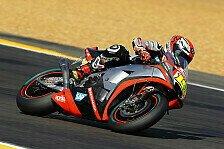 MotoGP - Rückschlag für Aprilia in Le Mans