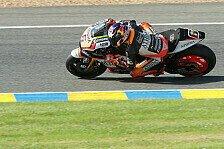 MotoGP - Nächster Ausfall: Bradl rutscht in Le Mans weg