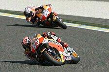 MotoGP - Honda in Le Mans noch immer Kompromiss-Bike