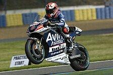 MotoGP - Barbera in Barcelona operiert