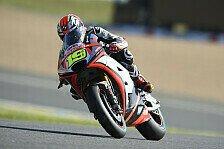 MotoGP - Aprilia bringt stufenloses Getriebe nach Mugello