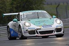 Carrera Cup - Klaus Bachler erlebt die Grünen Hölle