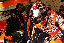 MotoGP - Marquez von Pleiten, Pech und Pannen verfolgt