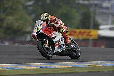 MotoGP - Tapferer Iannone beißt sich zu P5
