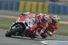 MotoGP - Ducati in Le Mans: Aufwärtstrend ein Muss