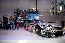 Mehr Sportwagen - Nürburgring-Premiere: BMW M6 GT3 begeistert