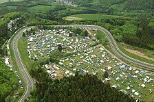 Mehr Motorsport - Speed-Limit am Nürburgring fällt 2016