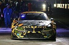 24 h Nürburgring - Video: Die Fanrunde des Dunlop-BMW