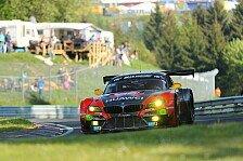 24 h Nürburgring - Baumann ohne Glück beim legendären 24h-Rennen