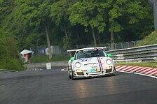 24 h Nürburgring - Huber Sport glänzt mit starkem Ergebnis